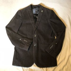 G-Star brown corduroy blazer